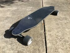 New listing Boosted Stealth Electric Longboard - Black