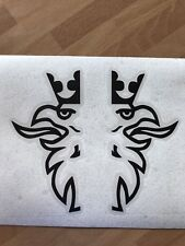 1:14 Tamiya Truck Scania Griffin Side Vinyl Decal Graphic