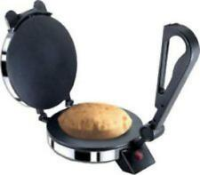 New NON STICK  Electric,Chapati,Flat Bread,,Papad tortilla maker