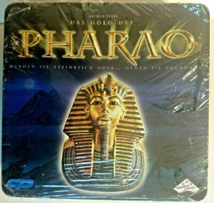 Das Gold des Pharao Gesellschaftsspiel Brettspiel -  Pyramidenspiel
