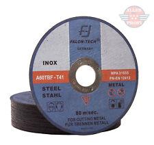 10x Metalltrennscheiben Flexscheiben Stahl Edelstahl 230x1,6(10-TAR-MET-230x1,6)
