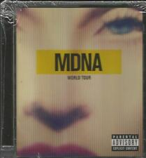 Madonna MDNA World Tour DVD New 2013 Made In USA Interscope Universal 24 Songs