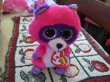 Ty Beanie Boos Roxie The Raccoon Nwt !
