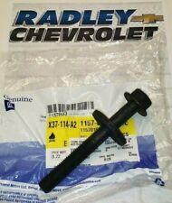 11570163 NEW GM OEM BALANCER BOLT CHEVROLET CAMARO CORVETTE B24