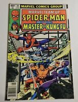 Marvel Team-Up Aug 1979  Spider-Man and Shang Chi  Master of Kung Fu