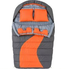 Cold Weather Sleeping Bag For Adults Double Mummy Camping Backpacking Equipment