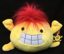 "Nintendo Flingsmash Yellow Limited Edition Zip Plush 7"" Wii Toy 2010 Lovey"