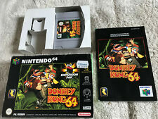 Donkey Kong 64 / CIB Nintendo 64 PAL / #2