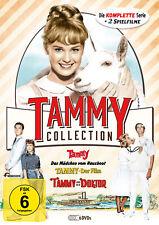 Die Tammy-Collection: Die komplette Serie + Spielfilme auf 6 DVDs DVD *NEU*OVP*