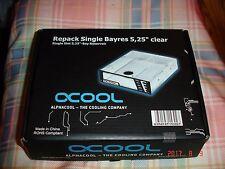 "PC liquid/water cooling Alphacool Repack Reservoir, Single 5.25"" Bay"