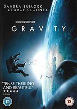 GRAVITY<>SANDRA BULLOCK / GEORGE CLOONEY<>2014<>DVD  ~~