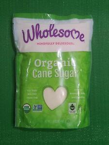 NEW !!! Wholesome Organic Cane Sugar (6 lbs..)