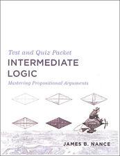 Intermediate Logic Test and Quiz Packet
