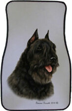 Bouvier des Flandres Car Floor Mats Pair (Tb) 36033