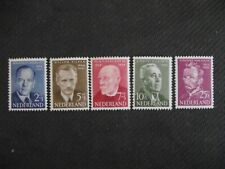 Netherlands 1954 Cultural and Social Relief Fund.  MNH set.