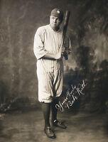 1920 George Herman Babe Ruth Photo in a New York Yankee Uniform- Bambino