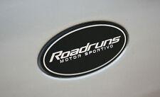 [Kspeed] (Fits: Hyundai 06-10 Azera Grandeur) Rear Trunk Roadruns Emblem S size