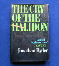 Cry of the Halidan SIGNED ROBERT LUDLUM Dedication Copy