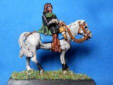 ENGLISH CIVIL WAR GENERAL 25MM  PAINTED METAL MODEL