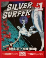 Silver Surfer #1 - Marvel Now! Promo Card - Mike Allred - 2014