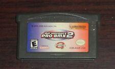 Nintendo GBA. Mat Hoffman's Pro BMX 2. AGB-AH2E-USA