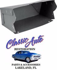 Glove Box Liner Black Cardboard for 62-65 Chevy Nova Chevy II R-N101