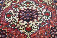 5'5 x 10 Nice Semi Antique Hand Knotted Wool Area Rug Handmade Oriental Carpet