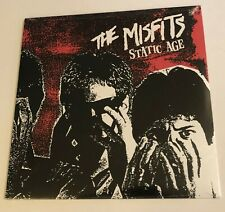 Misfits Static Age Vinyl LP Brand New Sealed Danzig Samhain