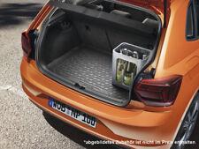 NEU Original VW Kofferaumeinlage Kofferraumwanne Polo VII ab 2017 BasisLadeboden