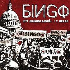Bingo - Ett Grindslagsmal I 2 Delar [New CD]