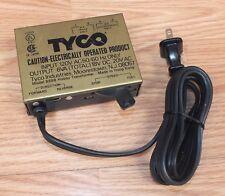 Genuine Tyco (899B) Gold Tone 6VA 18V DC 20V AC Hobby Transformer Only **READ**