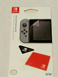 New With Tag Nintendo Switch Official Licensed Screenguard Protection Kit