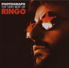 "RINGO STARR ""PHOTOGRAPH THE VERY BEST OF"" CD NEUWARE"