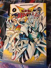 Shonen Jump Manga Yu-Gi-Oh! Arc-V Volume 2.