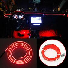 12V LED Auto Car Interior Atmosphere Wire Strip Lamp Light Decor Accessories
