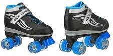 Roller Derby Boys Blazer Lighted Wheel Skate Size 2, Black