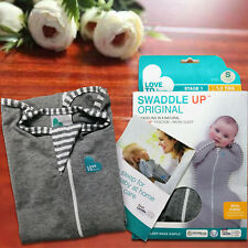 Love To Dream Swaddle Up, Gray, Small, 7-13 lbs., Better Sleep New Free Shipping