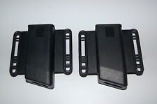 2 GLOCK BELT CARRIERS FOR .45 & 10mm  MAGAZINES