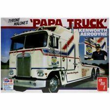 AMT Plastic Model Kit-Tyrone Malone's - Kenworth Transporter Papa Truck - AMT932