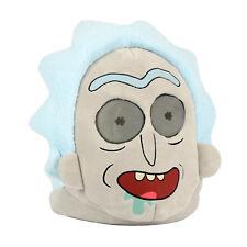 Nwt Maskimals Rick Mascot Mask Oversized Head AdultSwim Rick&Morty Plush Cosplay