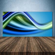 Crédence de cuisine en verre Panneau 140x70 Art Abstraction