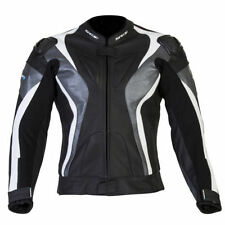 Spada Leather Motorcycle Jackets with CE Approved Armour