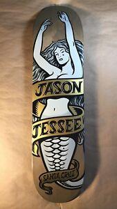 Santa Cruz Jason Jessee Mermaid 8.0 Skateboard Deck Jim Phillips