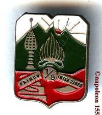 LEGION ETRANGERE. 5 eme REI, 1 er Bataillon. Retirage R.77. Fab. Drago Paris