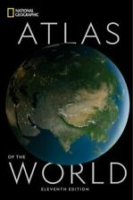 National Geographic Atlas of the World, 11th Edition  (1426220588)