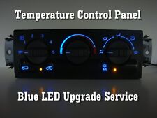 99-02 Chevy / GMC Truck Heater Control Panel LED BULB UPGRADE SERVICE