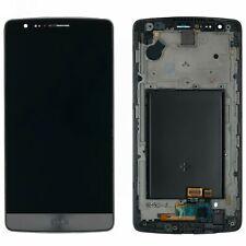 Original LG Optimus G3 G3s mini D722 Display LCD Touchscreen Rahmen Modul Grau