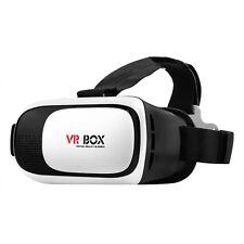 New VR Headset Virtual Reality VR BOX Goggles 3D Glass Google Cardboard
