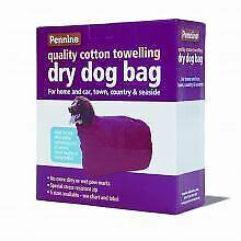 Pennine Dry Dog Bag Size 4 - red - 560017