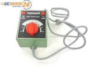 E169 Fleischmann 6755 MSF-Trafo Transformator 230 V / 17 VA *geprüft*